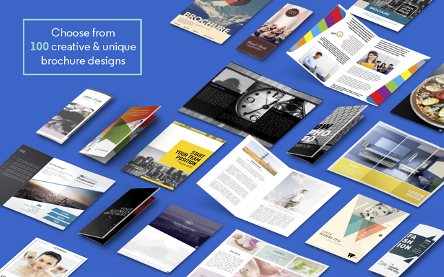 Brochure Templates For Pages On The Mac App Store - Brochure templates for mac