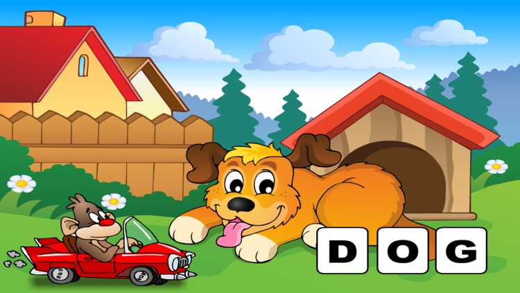 First Words 7+2 · Early Reading A to Z, TechMe Letter Recognition and Spelling (Animals, Colors, Numbers, Shapes, Fruits) - Learning Alphabet Activity Game with Letters for Kids (Toddler, Preschool, Kindergarten and 1st Grade) by Abby Monkey®