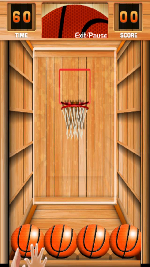 Basketball Jam Hoops