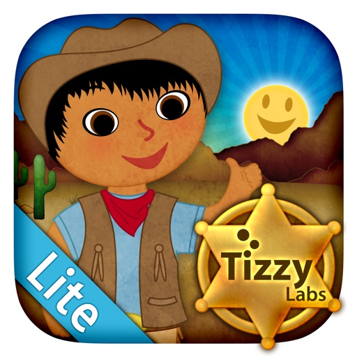 Tizzy Cowboys and Cowgirls Lite