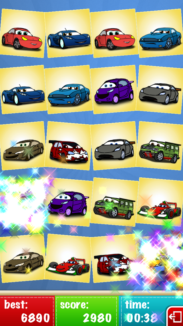 6-in-1 Matching Pack ft. Cars & Planes screenshot four