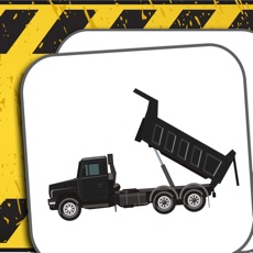 Activities of Trucks and Diggers Matching Game