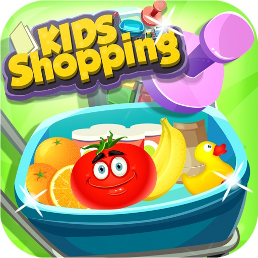 Kids Shopping Fun