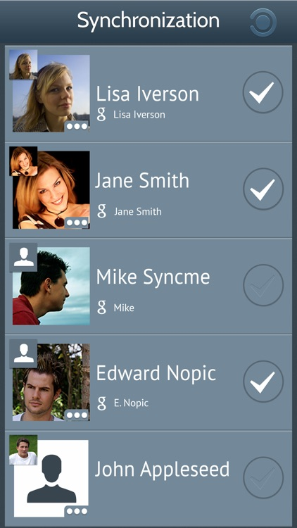 Profilepix – Contact photo sync with Google screenshot-3
