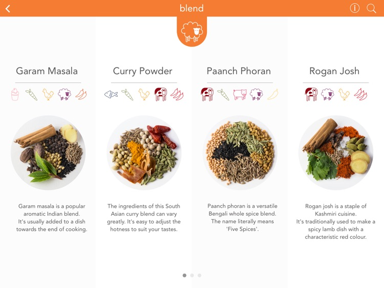 Blend : The Spice Blend Recipe App screenshot-4