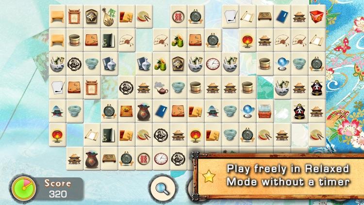 Rivers Mahjong: Back to China Free screenshot-3
