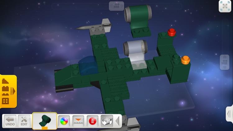 Bloxy Wars. Bricks for Kids screenshot-3
