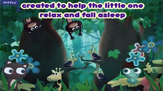 Lullaby Planet - sweet night song - bedtime music app for Baby infant and little children Screenshot 1