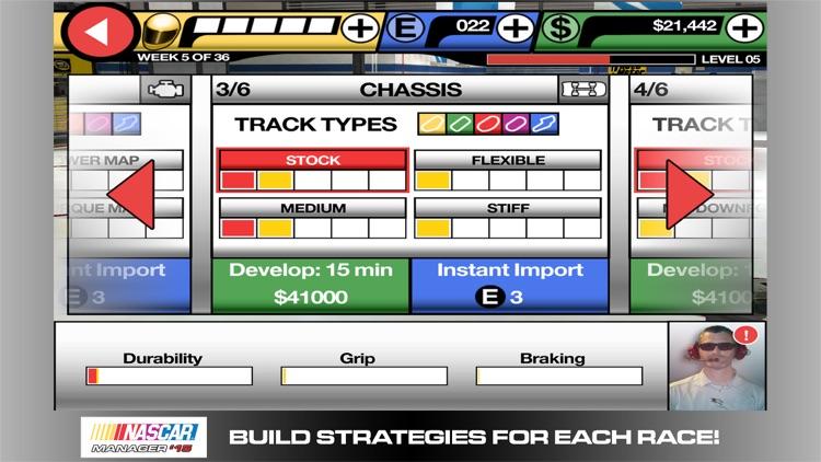 NASCAR Manager screenshot-4