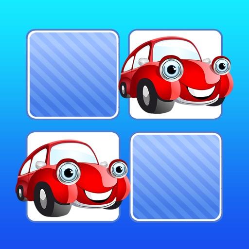 Memo Game Transport icon