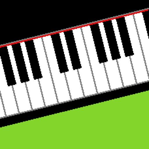 Visual Piano Arpeggios