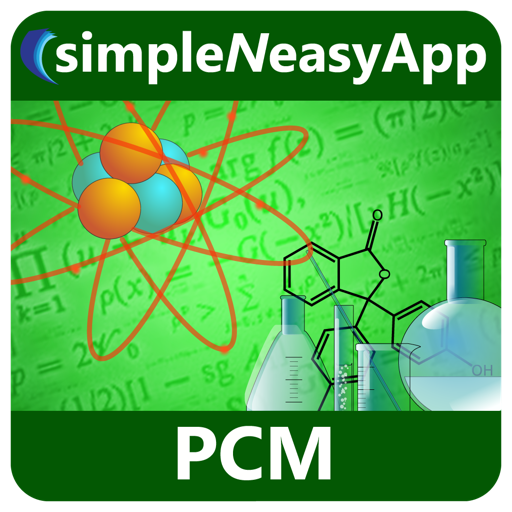 Physics, Chemistry and Math - A simpleNeasyApp by WAGmob