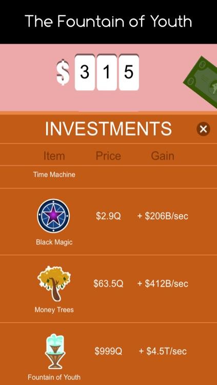 Cash Clicker: Make It Rain Money Game screenshot-4