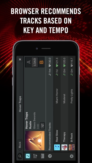 Traktor DJ for iPhone app image