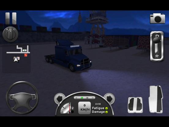 Скачать игру Truck Simulator 3D