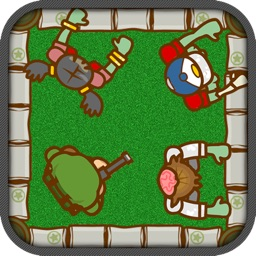 Zombie Roundup Puzzle Game