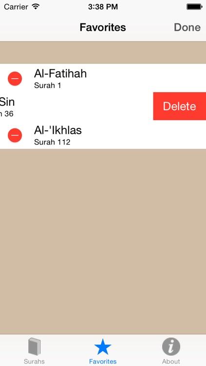 Holy Quran Recitation by Sheikh Saad Al-Ghamdi screenshot-3