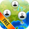Map Contacts Free