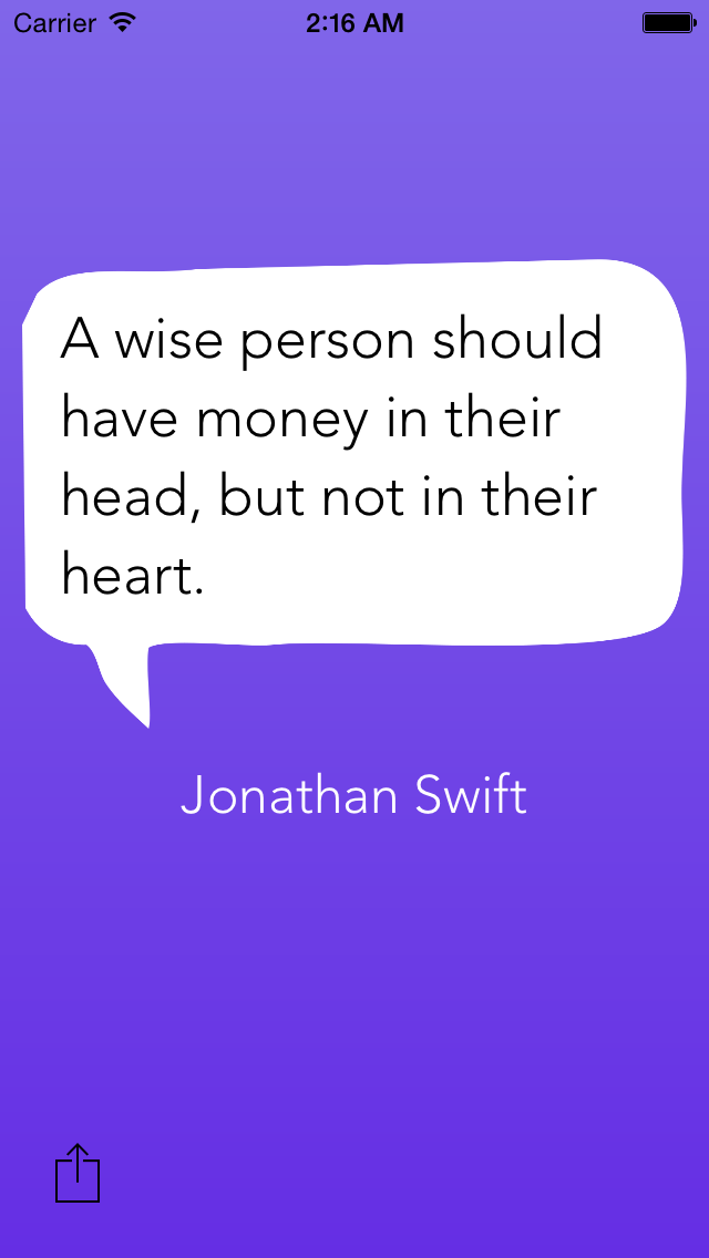 Kuote (Daily Quotes) screenshot four