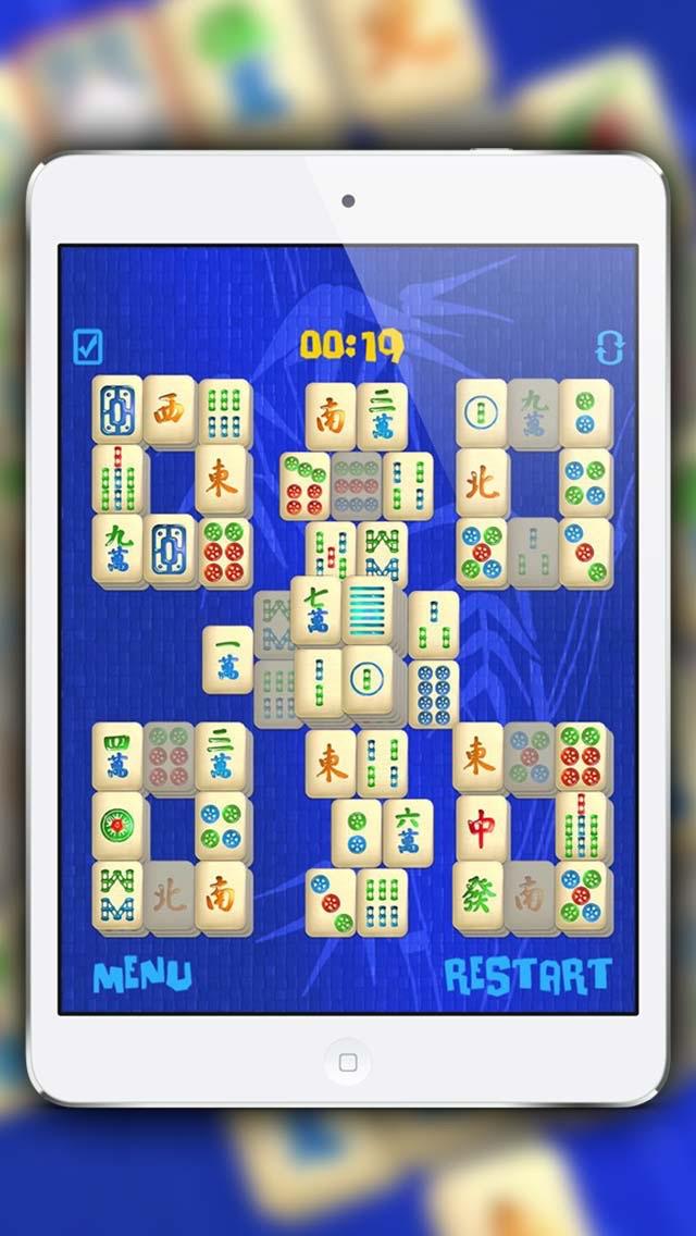 Mahjong-SpieleScreenshot von 5