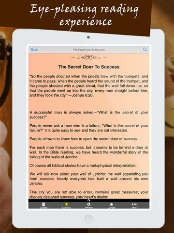 Screenshot of The Secret Door To Success (Florence Scovel Shinn)