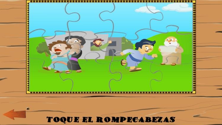 Heroes de la Biblia: El arca de Noé screenshot-4