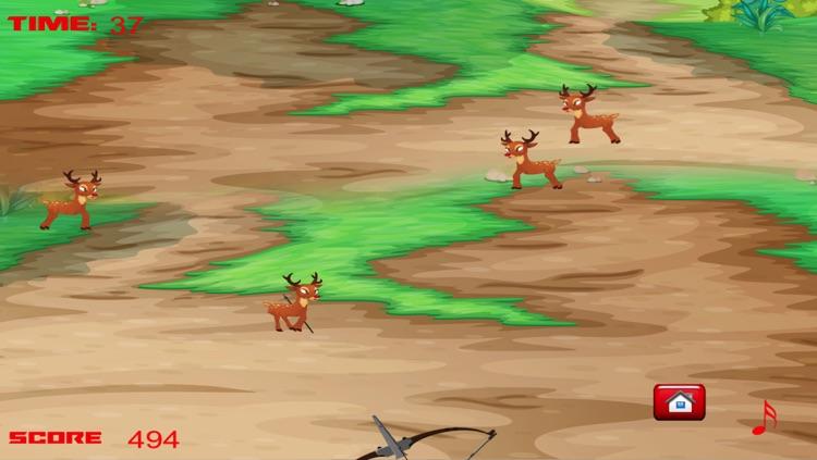 Bow & Arrow Deer Hunter Challenge screenshot-3