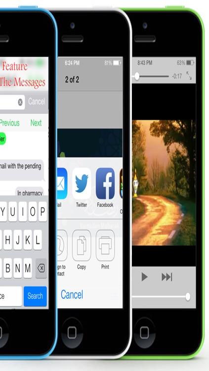 Backup Messages Whatsapp Edition screenshot-3