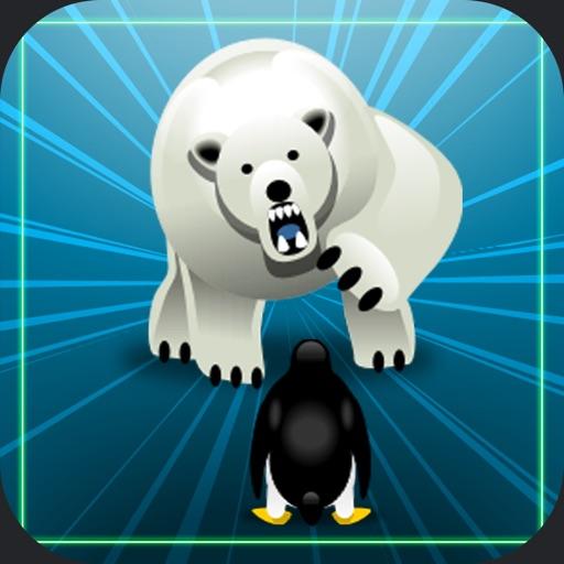 العاب طيور الجنة- اركض يا بطريق - كرتون ورسوم الثلج iOS App