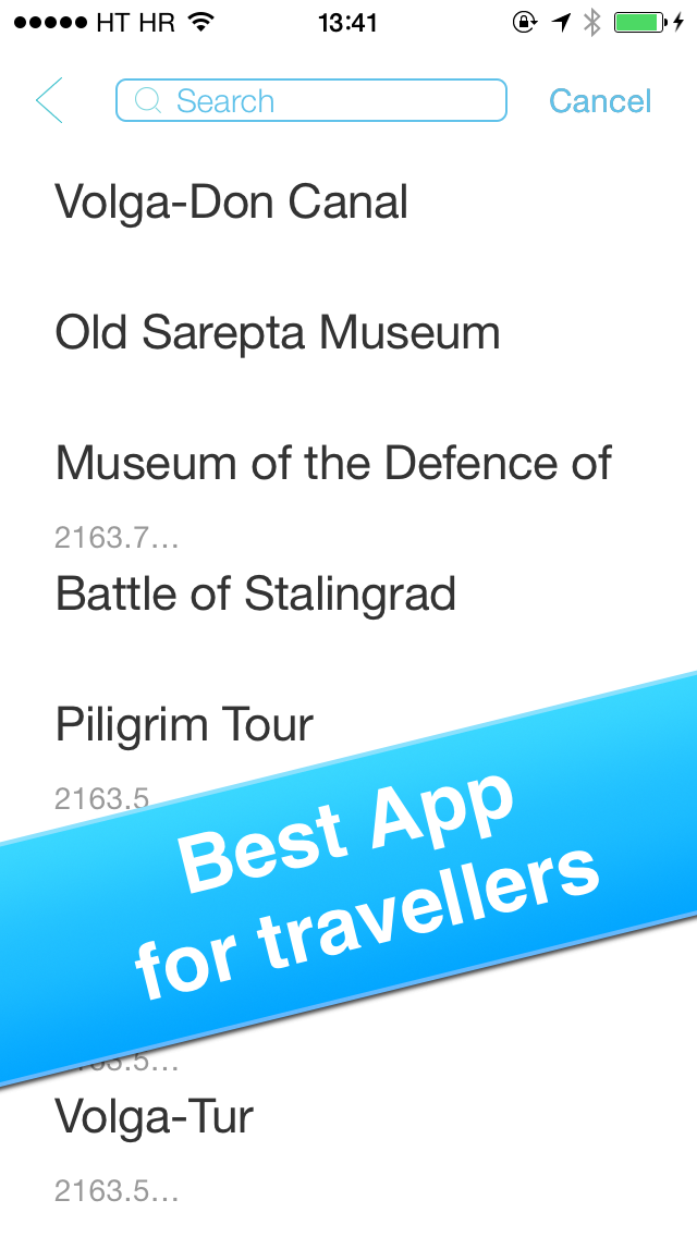 Volgograd, Russia - Offline Guide - screenshot four