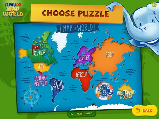 Map the world on the app store ipad screenshots gumiabroncs Choice Image