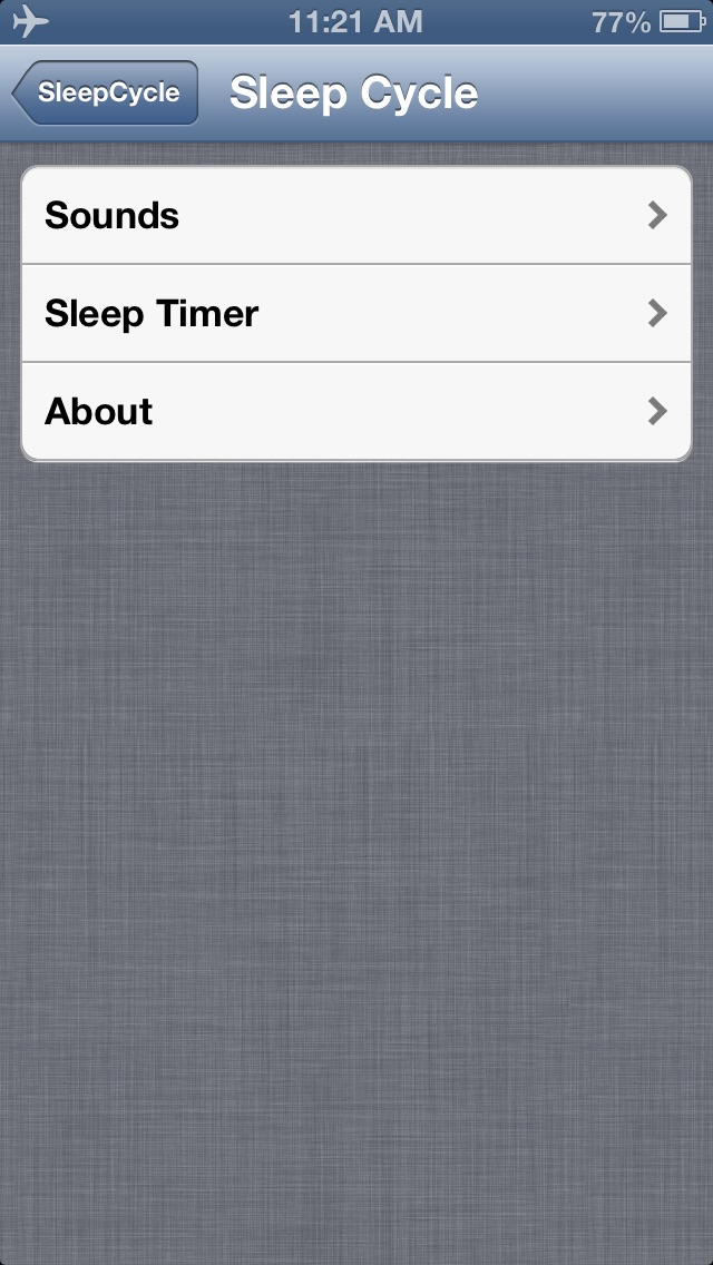 Sleep Cycle Alarm Clock Free App with Sleep Sounds Aids