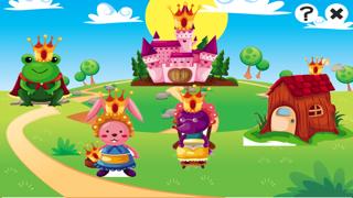 フェアリーテイルキッズゲーム!無料の教育タスクの各種設定:計算回数、魔法&動物を検索のおすすめ画像4