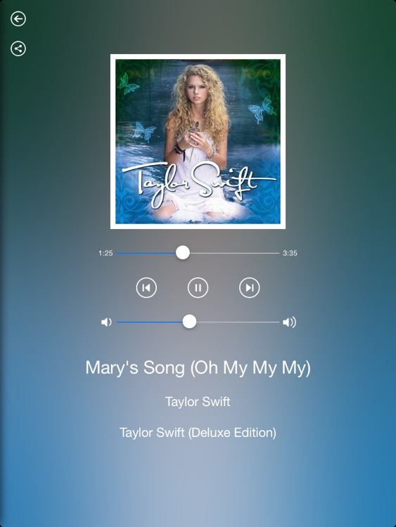 CoverMusic - The Freshest Music Player For iPad