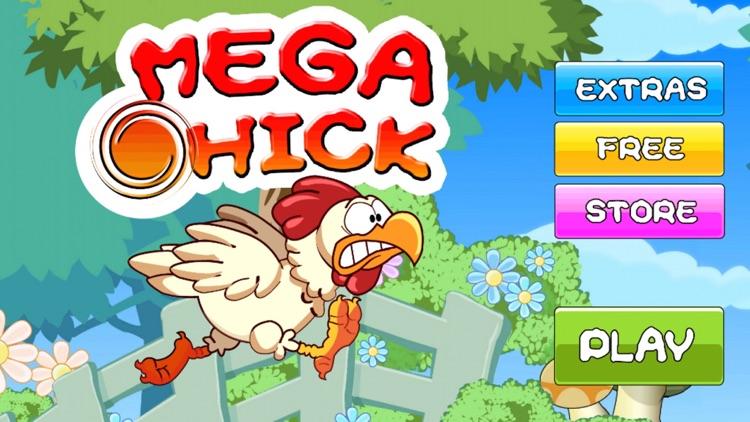 Mega Chick Run Adventure screenshot-0