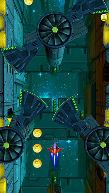 Star Pilot - Save the Sun from the Attack of the Alien Space Civilization screenshot-3