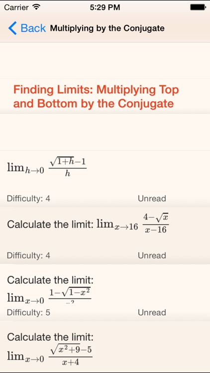 Calculus FTW -  Deep Insight into Solving Calculus Problems screenshot-1