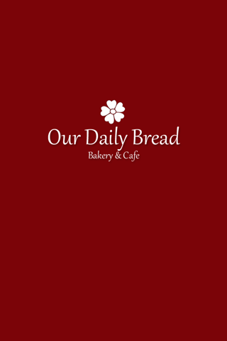 Our Daily Bread Bakery & Cafe screenshot 1