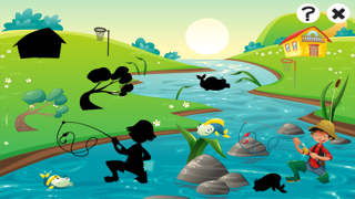 download Fishing game for children age 2-5: Fish puzzles, games and riddles for kindergarten and pre-school apps 0