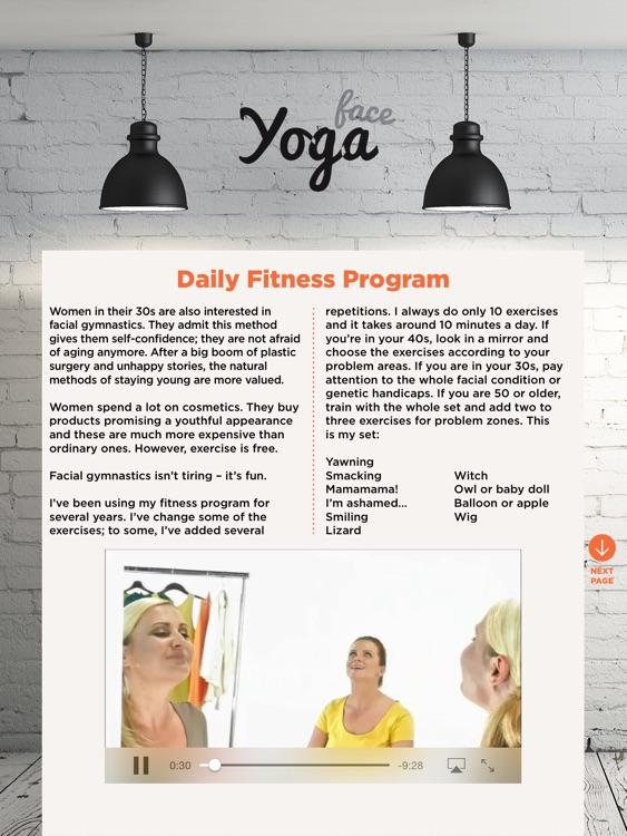 Face Yoga: Natural Facelift screenshot-4