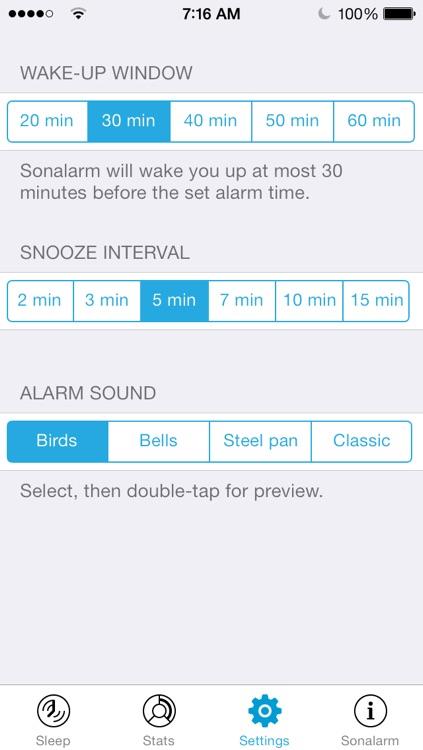 Sleep Cycle Sonalarm Clock screenshot-3