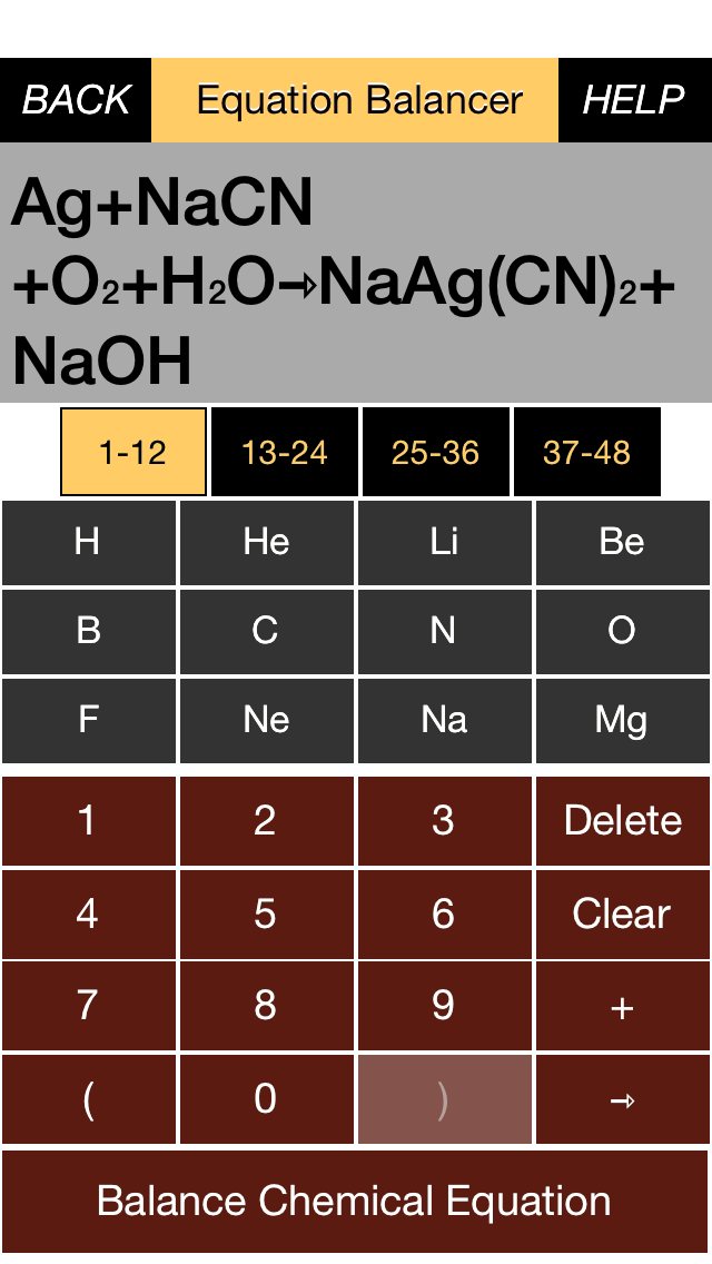 Top 10 Apps like Chemistry Equation Balancing Calculator ... Mathway Alge on