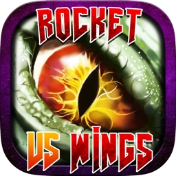 ROCKET VS. WINGS  - The Battle of Armagon