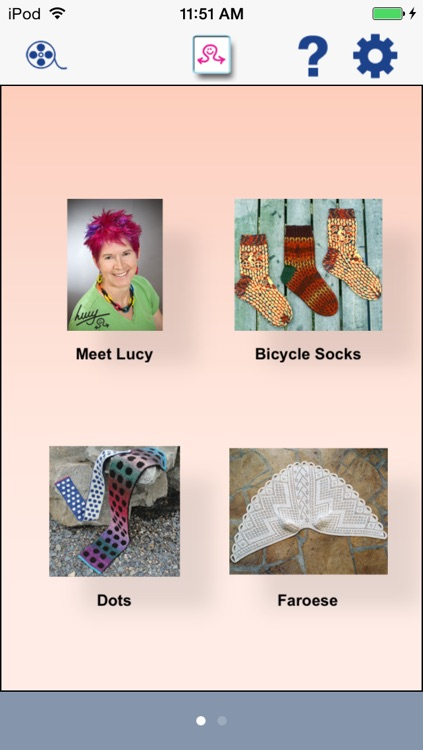 Knit with Lucy - Collection One