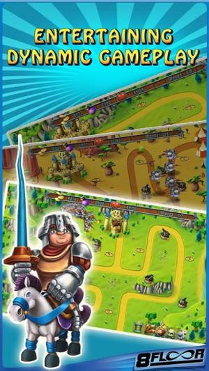 Medieval Defenders HD Screenshot