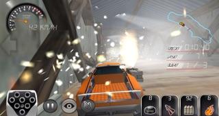 Armored Car ( Racing Game ) screenshot one