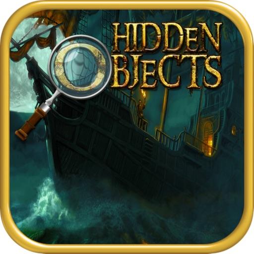 Hidden Objects - Haunted Ships