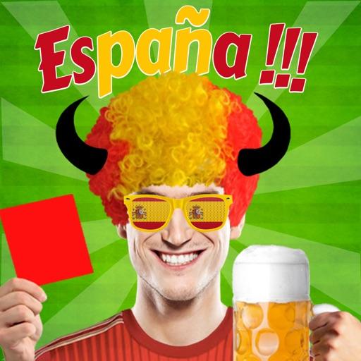 Selfie - Spain fan edition