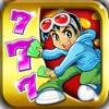 Big Hit Anime Slot :  play and Fun with cute Anime: A Super 777 Las Vegas Strip Casino 5 Reel Slot Machine Game