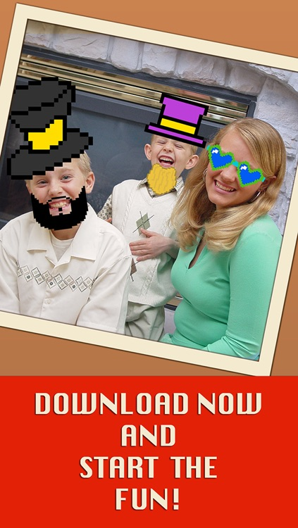 Pixel Photo Booth - Funny Picture Editing screenshot-4